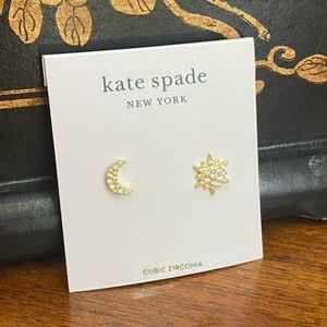 Kate Spade stargaze earrings